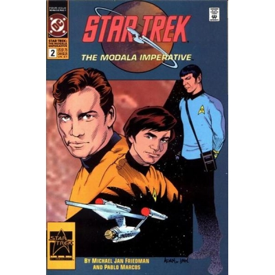 Star Trek - The Modala Imperative [1991] - 2 [of 4]