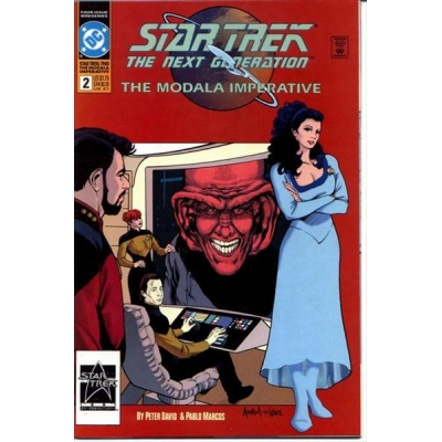 Star Trek: The Next Generation - The Modala Imperative [1991] - 2 [of 4]