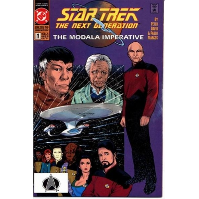 Star Trek: The Next Generation - The Modala Imperative [1991] - 1 [of 4]