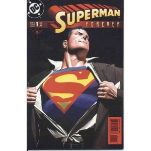 Superman Forever [1998] - 1 [Standard Cover]