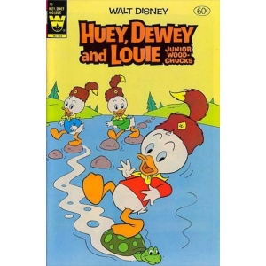 Walt Disney Huey, Dewey and ..