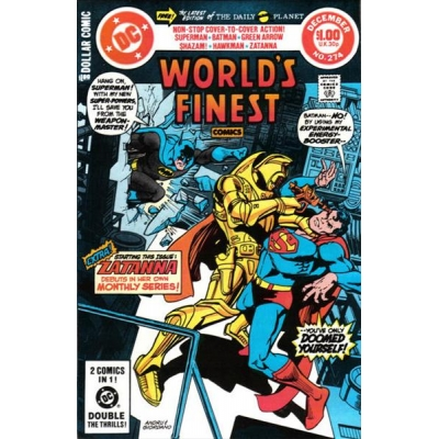 World's Finest Comics [1941] - 274