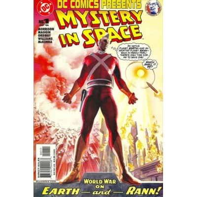 DC Comics Presents: Mystery in Space [2004] - 1