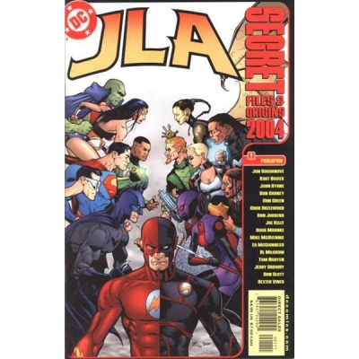JLA Secret Files 2004 [2004] - 1