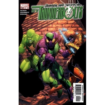 New Thunderbolts [2005] - 5 [86]