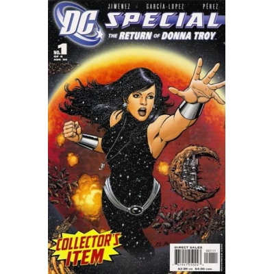 DC Special: The Return of Donna Troy [2005] - 1