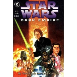 Star Wars: Dark Empire [1991] - 1 [of 6] [Second Printing]