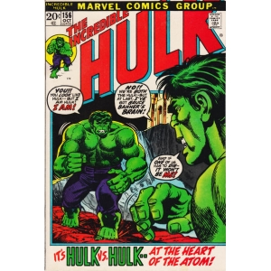 Incredible Hulk [1968] - 156