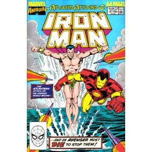 Iron Man Annual [1976] - 10