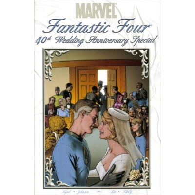 Fantastic Four: The Wedding Special [2006]