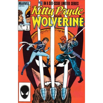 Kitty Pryde and Wolverine [1984] - 5 [of 6]