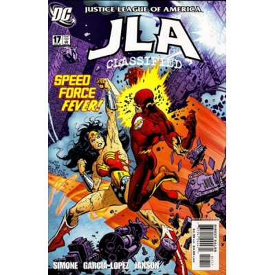 JLA Classified [2005] - 17