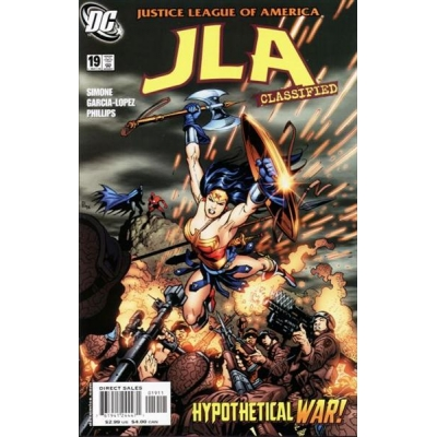 JLA Classified [2005] - 19
