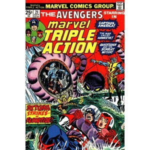 Marvel Triple Action [1972] ..
