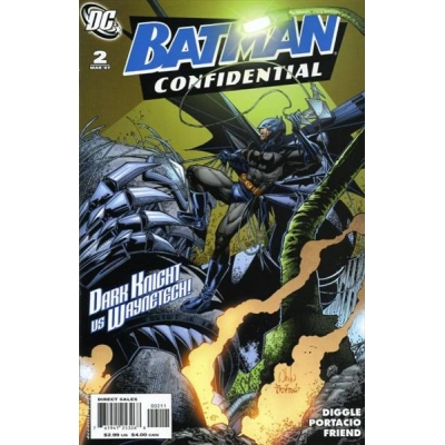 Batman Confidential [2007] - 2