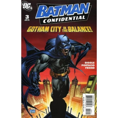 Batman Confidential [2007] - 3