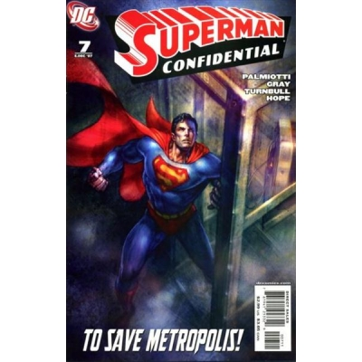 Superman Confidential [2007] - 7