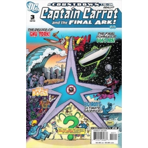 Captain Carrot and the Final..