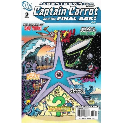 Captain Carrot and the Final Ark [2007] - 3