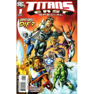 Titans East Special [2008] - 1