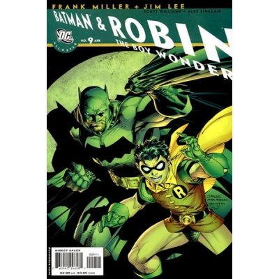 All Star Batman & Robin, the Boy Wonder [2005] - 9