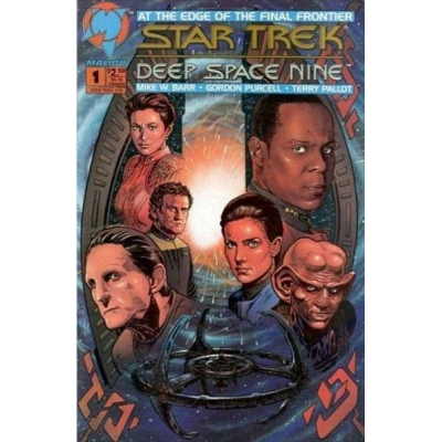 Star Trek: Deep Space Nine [1993] - 1 [Standard Cover]