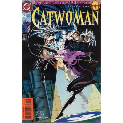 Catwoman [1993] - 7