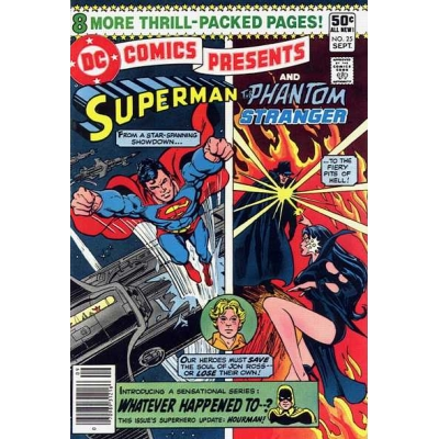 DC Comics Presents [1978] - 25