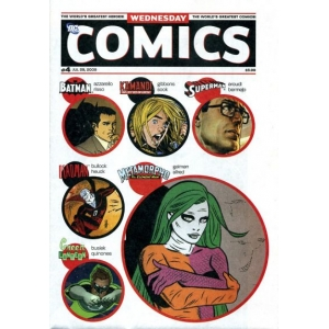 Wednesday Comics [2009] - 4