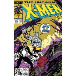 Uncanny X-Men [1963] - 248 [2nd Printing]