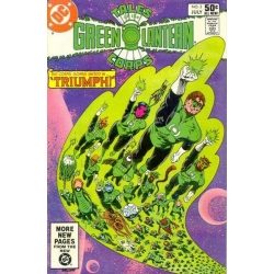 Tales of the Green Lantern Corps [1981] -  3