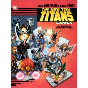 New Teen Titans: Games [2011..