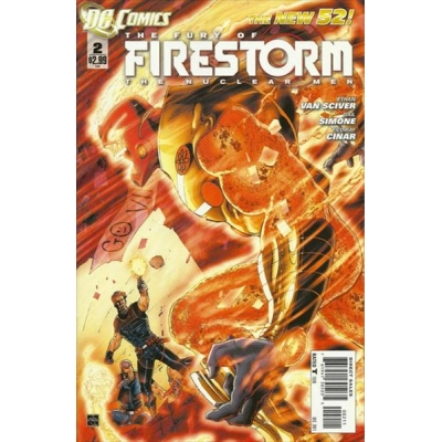 Fury of the Firestorms: The Nuclear Men [2011] - 2