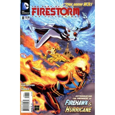 Fury of the Firestorms: The Nuclear Men [2011] - 8