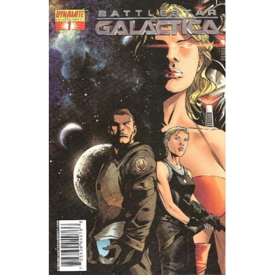 Battlestar Galactica [2006] - 1 [Billy Tan Cover]
