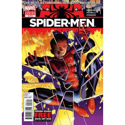 Spider-Men [2012] - 2 [First Printing]