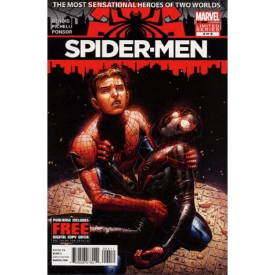 Spider-Men [2012] - 4 [First Printing]
