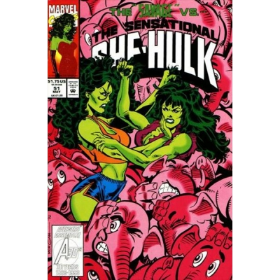Sensational She-Hulk [1989] - 51
