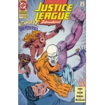 Justice League International [1993] - 53 [Coverless]