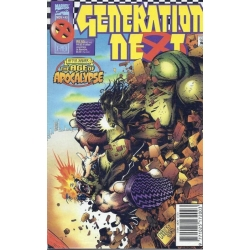 Generation Next [1995] - Meteor Press - 3