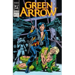 Green Arrow [1988] - 32