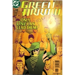 Green Arrow [2001] -  38