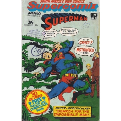 Superman [Supercomix] - 8