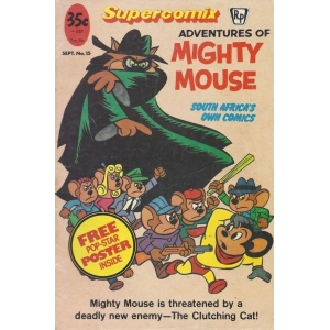 Adventures of Mighty Mouse [..