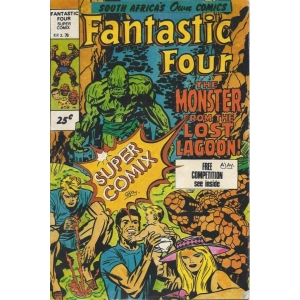 Fantastic Four [Supercomix] ..