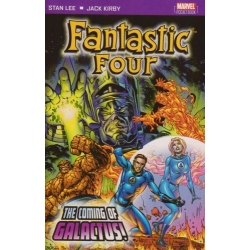 Fantastic Four: The Coming of Galactus [2005]