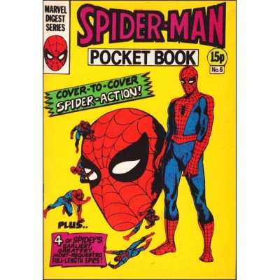 Spider-Man Pocket Book [1980] - 6