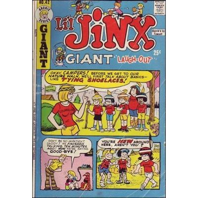 Li'l Jinx Giant Laughout [1971] - 42