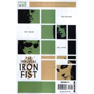 Immortal Iron Fist [2007] - 16