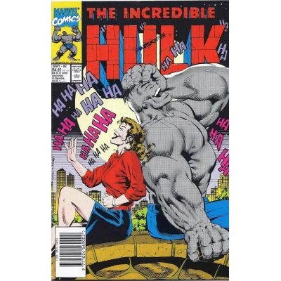 Incredible Hulk [1995] [Meteor Press] - 2
